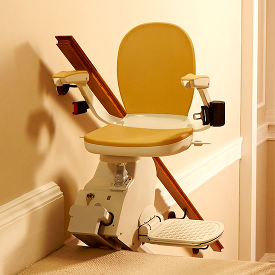 Los Angeles Stair Lifts Acorn Indoor Residential Home Stairway Staircase  Stairchair Stair Lift 130 Chairlifts