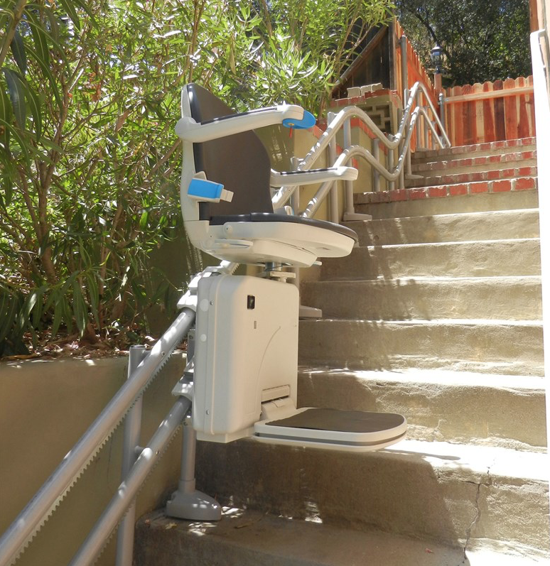 los angeles stairchair